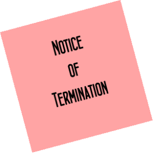 notice-of-termination
